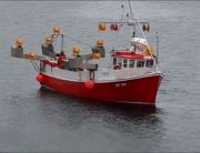 mackerel fishingboat