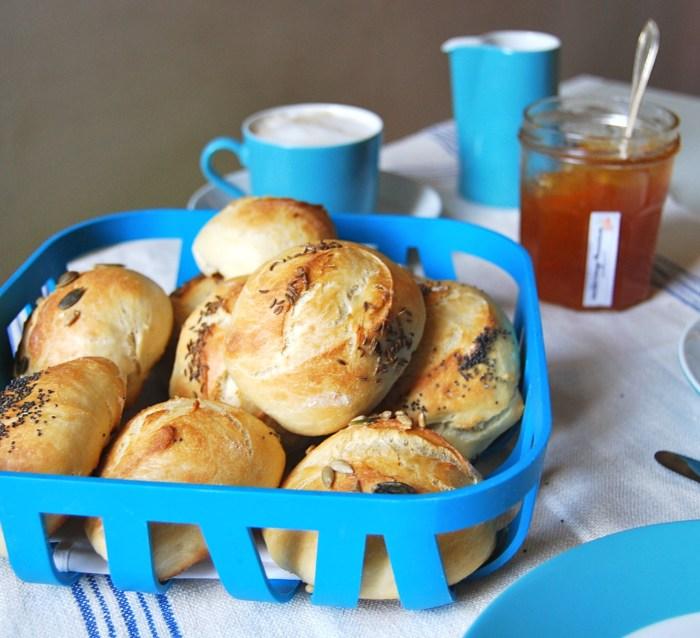 breakfast rolls 1