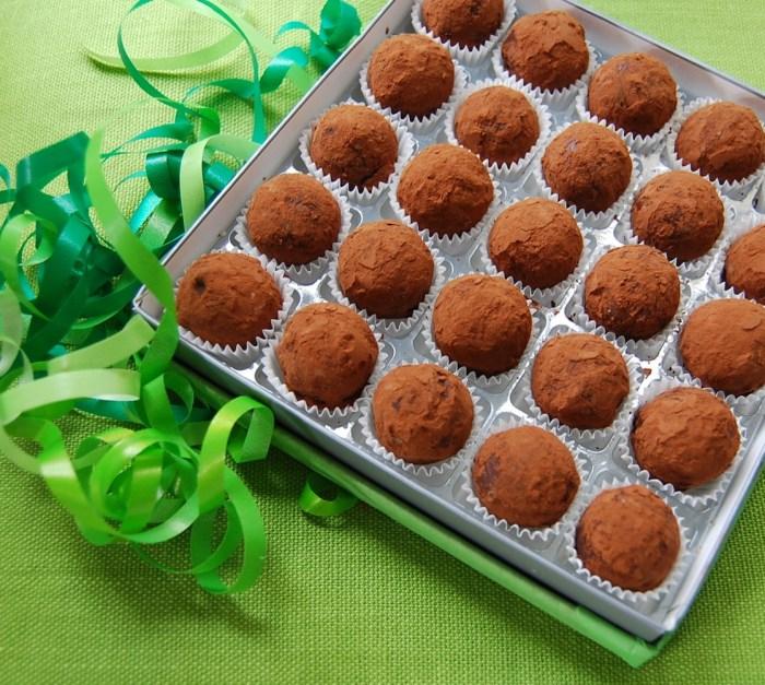 Irish Cream Truffles 1