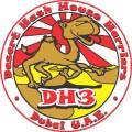 Dubai Hash House Harriers Logo