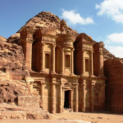 Petra (Jordan, part I)