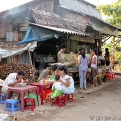 The Mekong Market Pho (Noodle) Stall