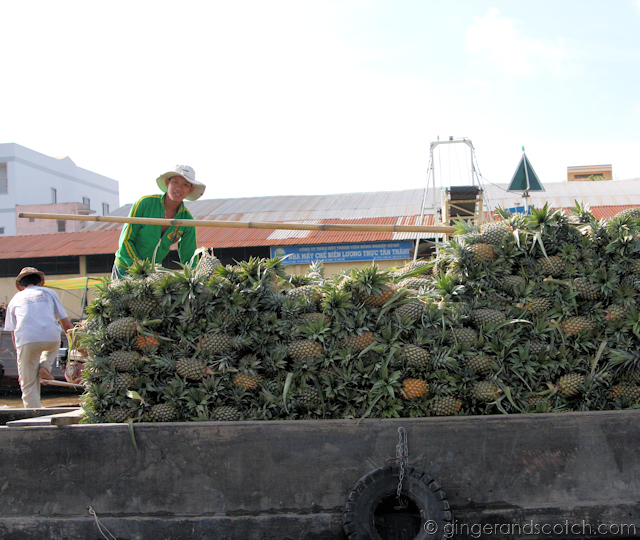Mekong - Floating Market 4