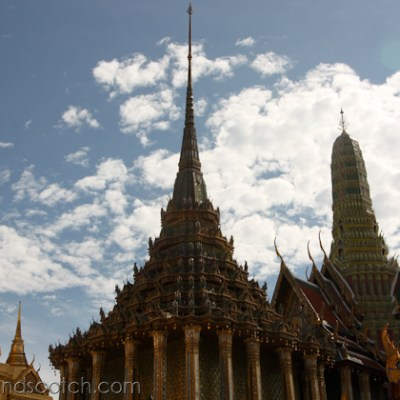 One Night in Bangkok…And the World's Your Oyster