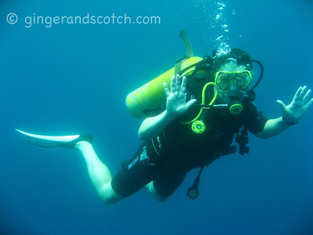 Diving Sri Lanka