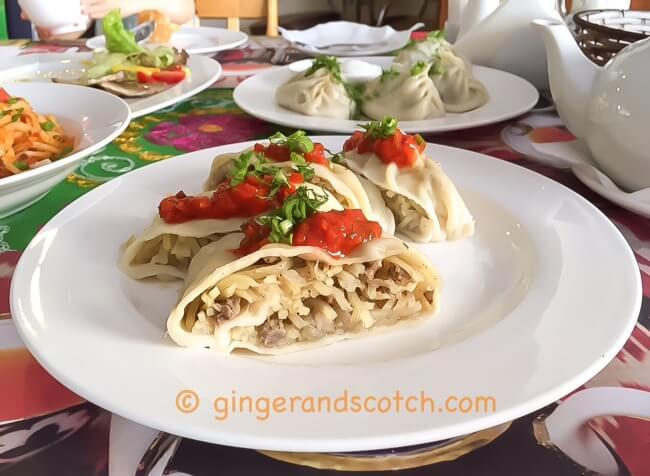 Khanum at Tashkent Restaurant