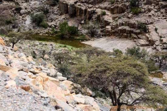 Jabal Akdar Wadi