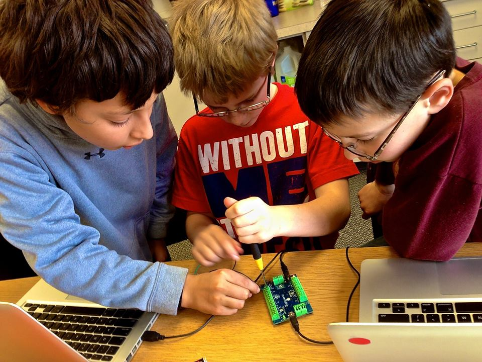 Are You Starting a K5 Library MakerSpace?