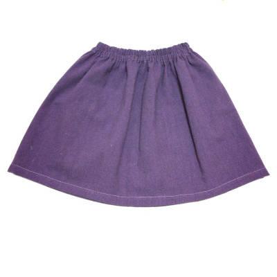 ゴムウエストのスカート