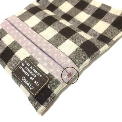 ワンポイント縫い