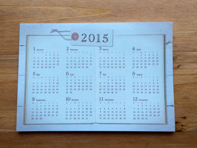 calendar2015表紙