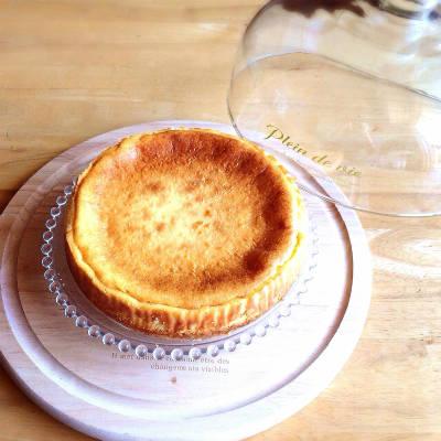 ベイクドチーズケーキ ドーム