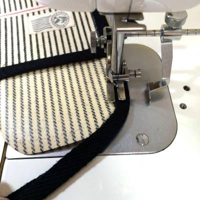 そのまま縫うやり方