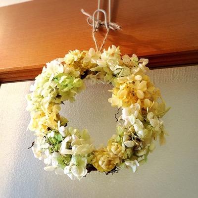 flowerleaseガラス扉