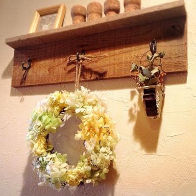 flowerlease玄関