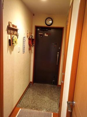 玄関引きの図