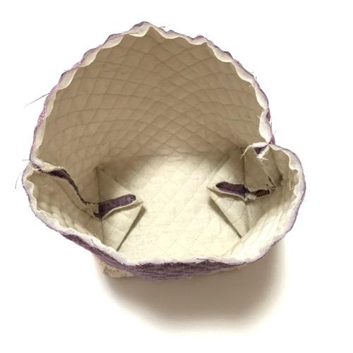 マチ縫い代