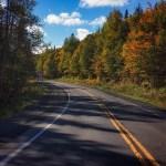 En route avec l'automne