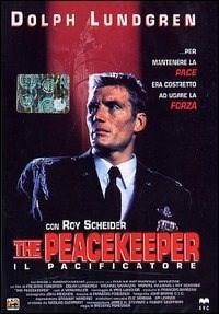 Locandina The Peacekeeper - Il pacificatore