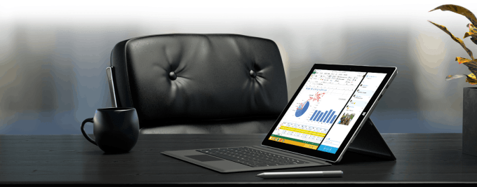 Business_Surface3 pro