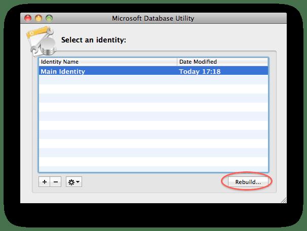 MicrosoftDatabaseUtility_rebuild