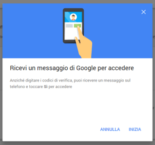 Sicurezza: la nuova 2-step verification di Google
