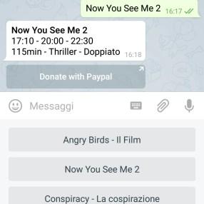 Telegram: caccia ai bot più utili 4