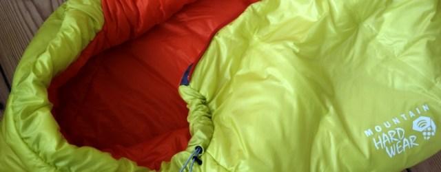 Mountain Hardwear HyperLamina Spark 35 Schlafsack