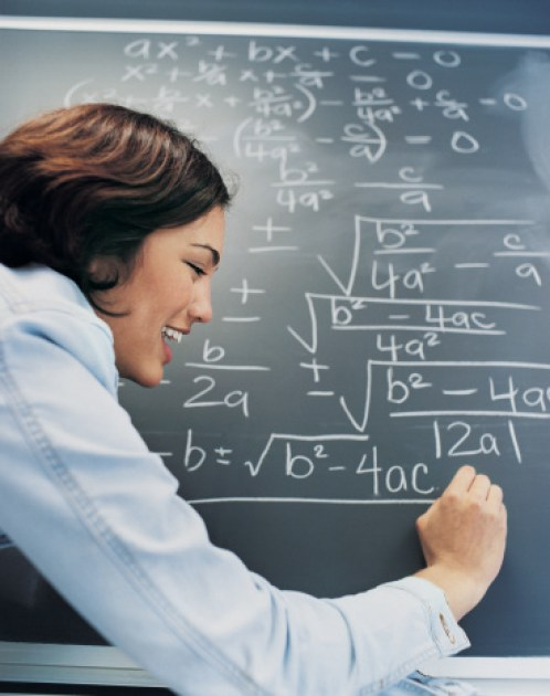 Profile of Student Writing Algebra on Blackboard