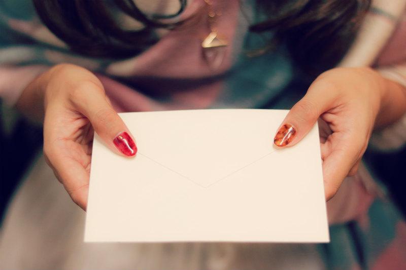 彼女へラブレター