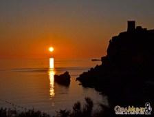 Sunset in Ghejn Tuffieha