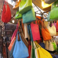 San Lorenzo Leather Market