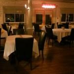 Dinner at the Rossmount Inn, St. Andrews-by-the-Sea