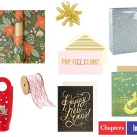 12 Days of Christmas Cheer: Chapters Indigo Giveaway