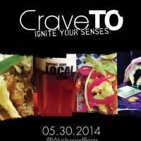 Kick off patio season with CraveTO!