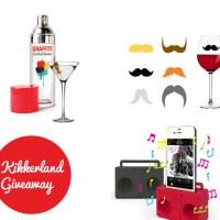 Giveaway: Kikkerland Gift Pack