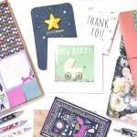 Paperchase Stationery: with love from London
