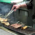 Dinner at Kintori Yakitori