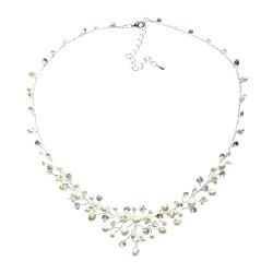 pretty necklace | elegant steps