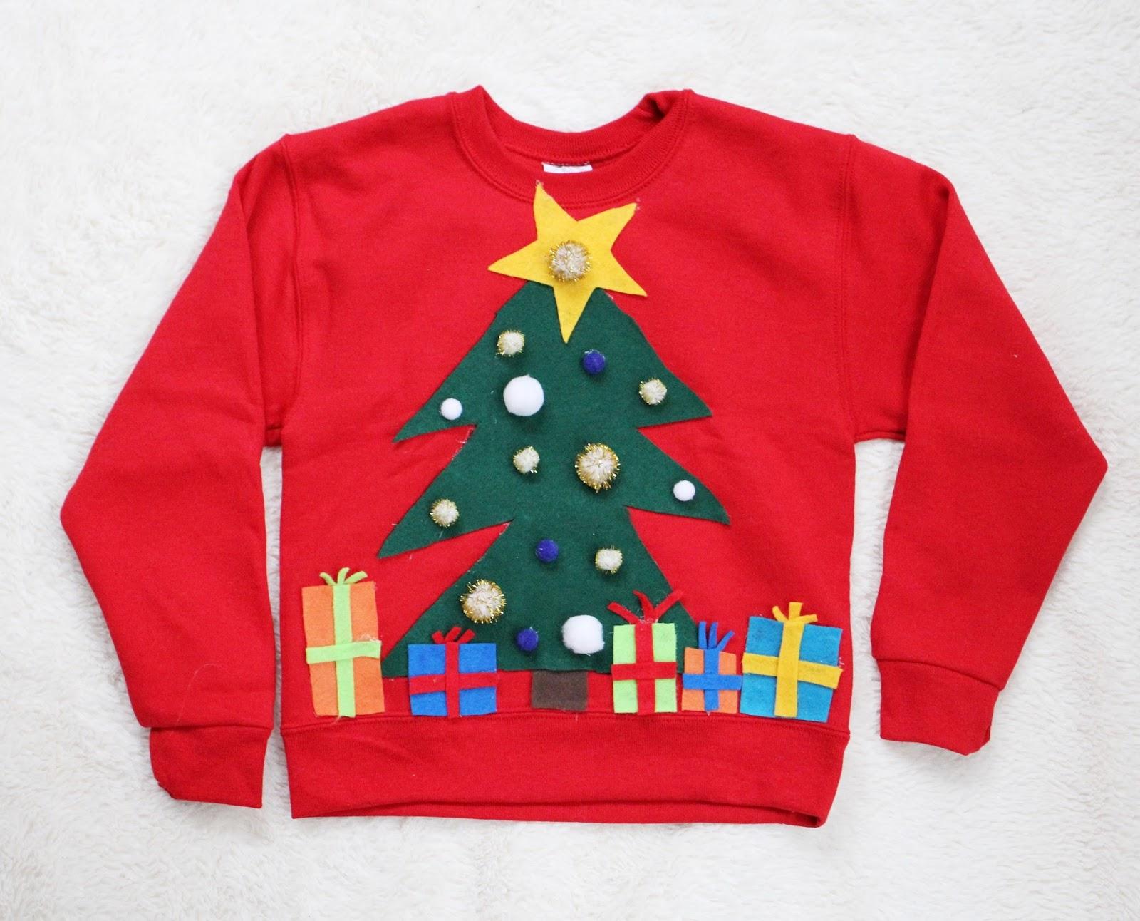 Fullsize Of Diy Ugly Christmas Sweater