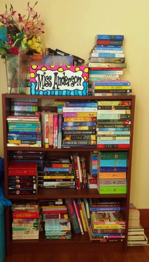 Medium Of Help My Shelf