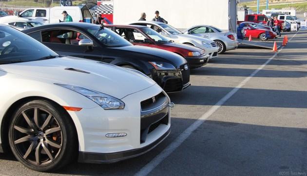 car lineup