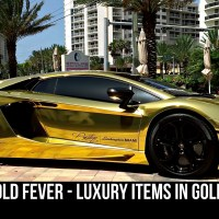 Gold Fever - Luxury Items in Gold