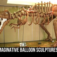 Imaginative Balloon Sculptures