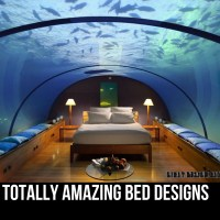 Totally Amazing Bed Designs