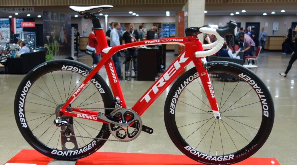 2016 Trek Madone 9 Series first look + video