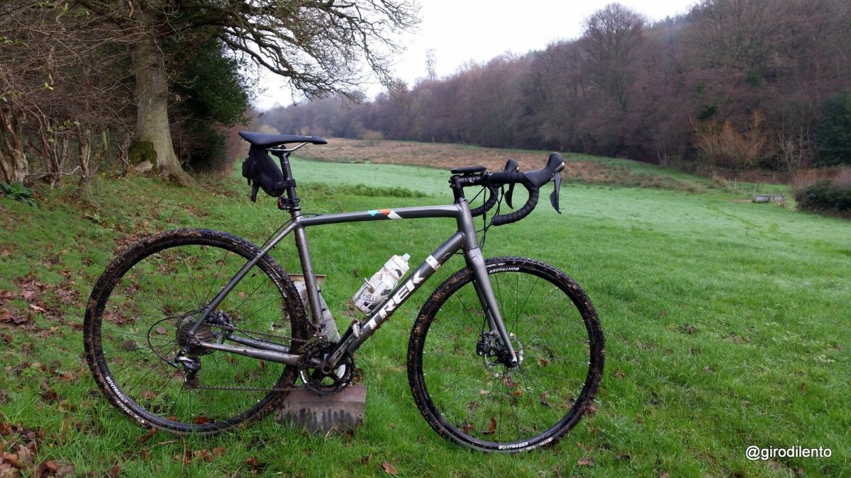 Trek Crockett 9 Cyclocross Bike First Ride review