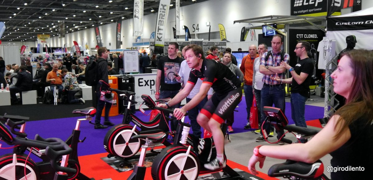 Ten interesting things to see at the London Bike Show