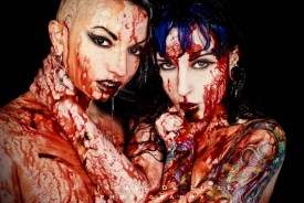 Gisella Rose + Aneta VonCyborg / J. Isobel De Lisle Photography ©