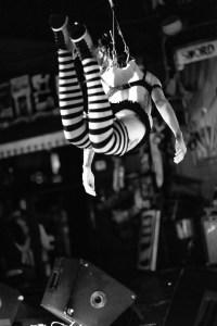 Gisella Rose, Suspension Performer